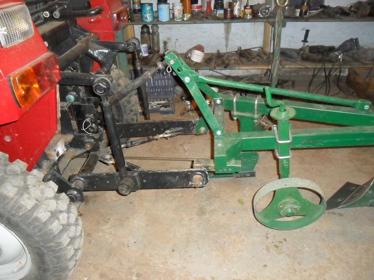 Навеска своими руками для трактора 140