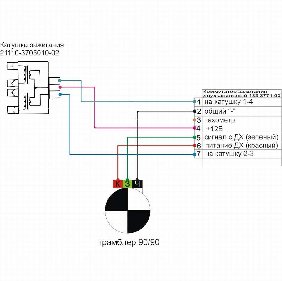 схема включения ad698 от 5 вольт