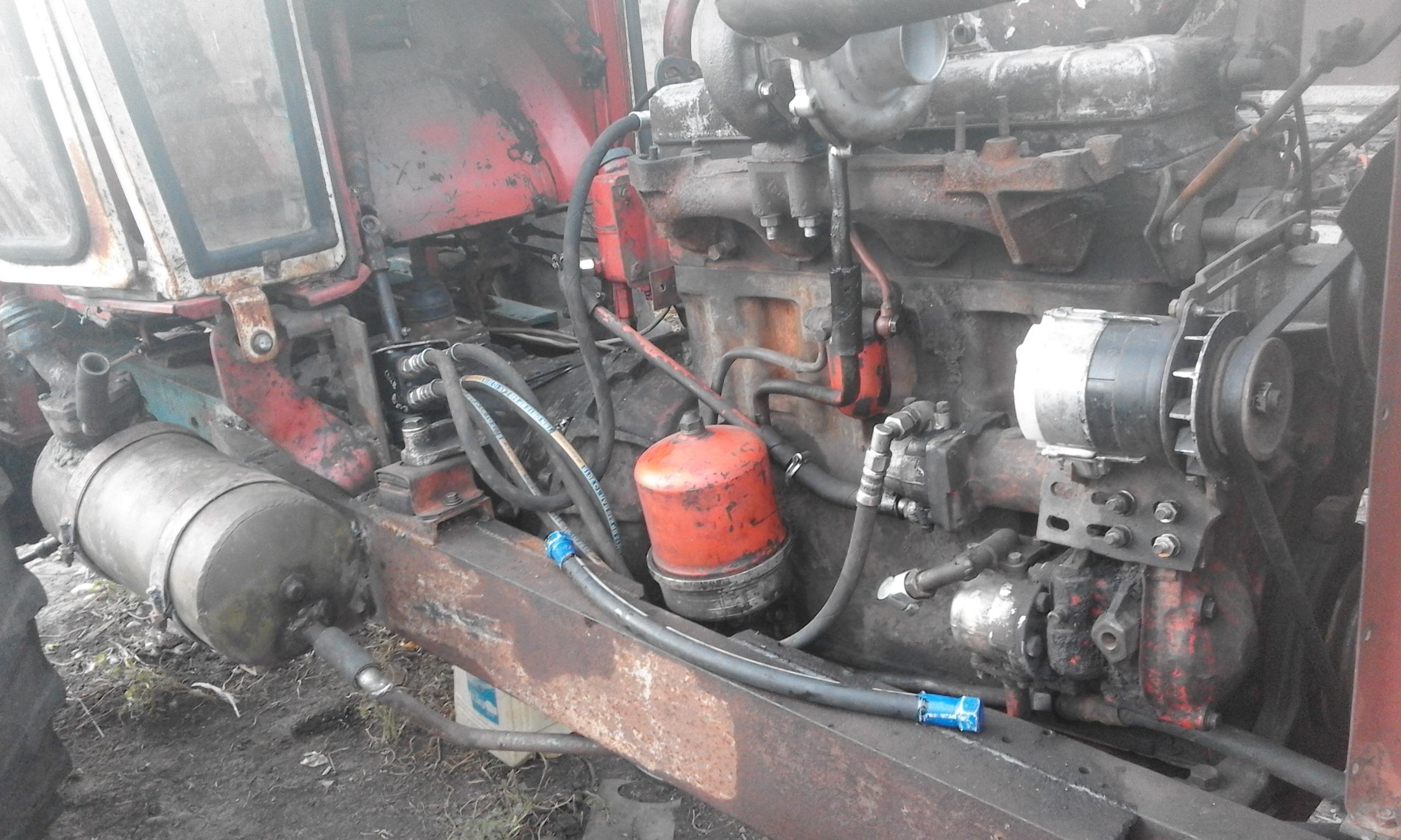 его самодельные трактора с двигателями ямз фото красноярске вандалы
