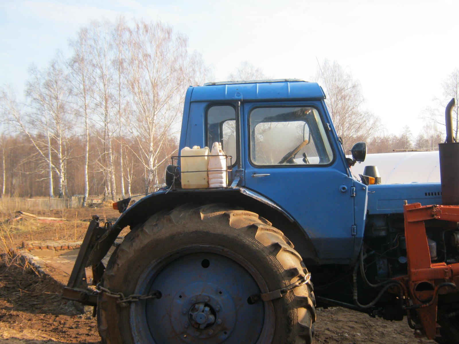 ремонт малой кабины мтз80 | Fermer.Ru - Фермер.Ру.