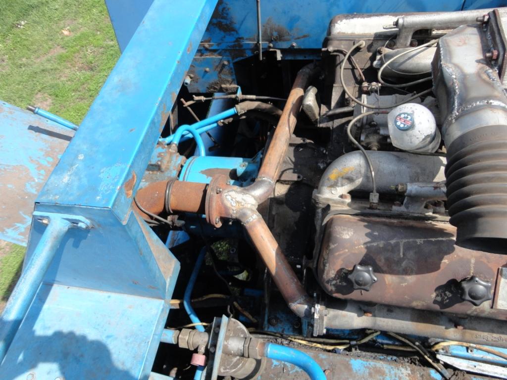 Самодельные трактора с двигателями ямз фото