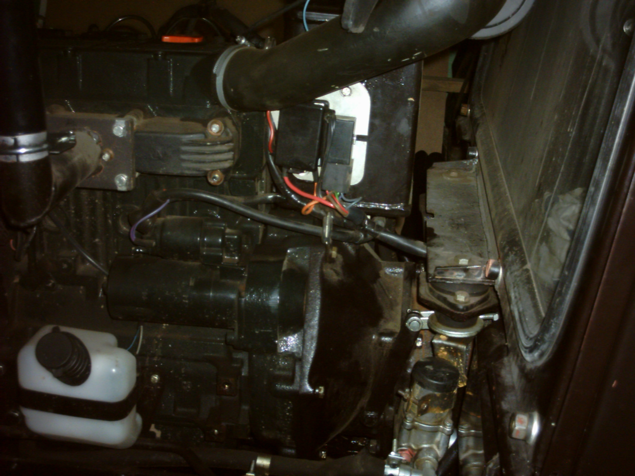 Шланг компрессора МТЗ 80 | 240-3509150 (пр-во Беларусь.