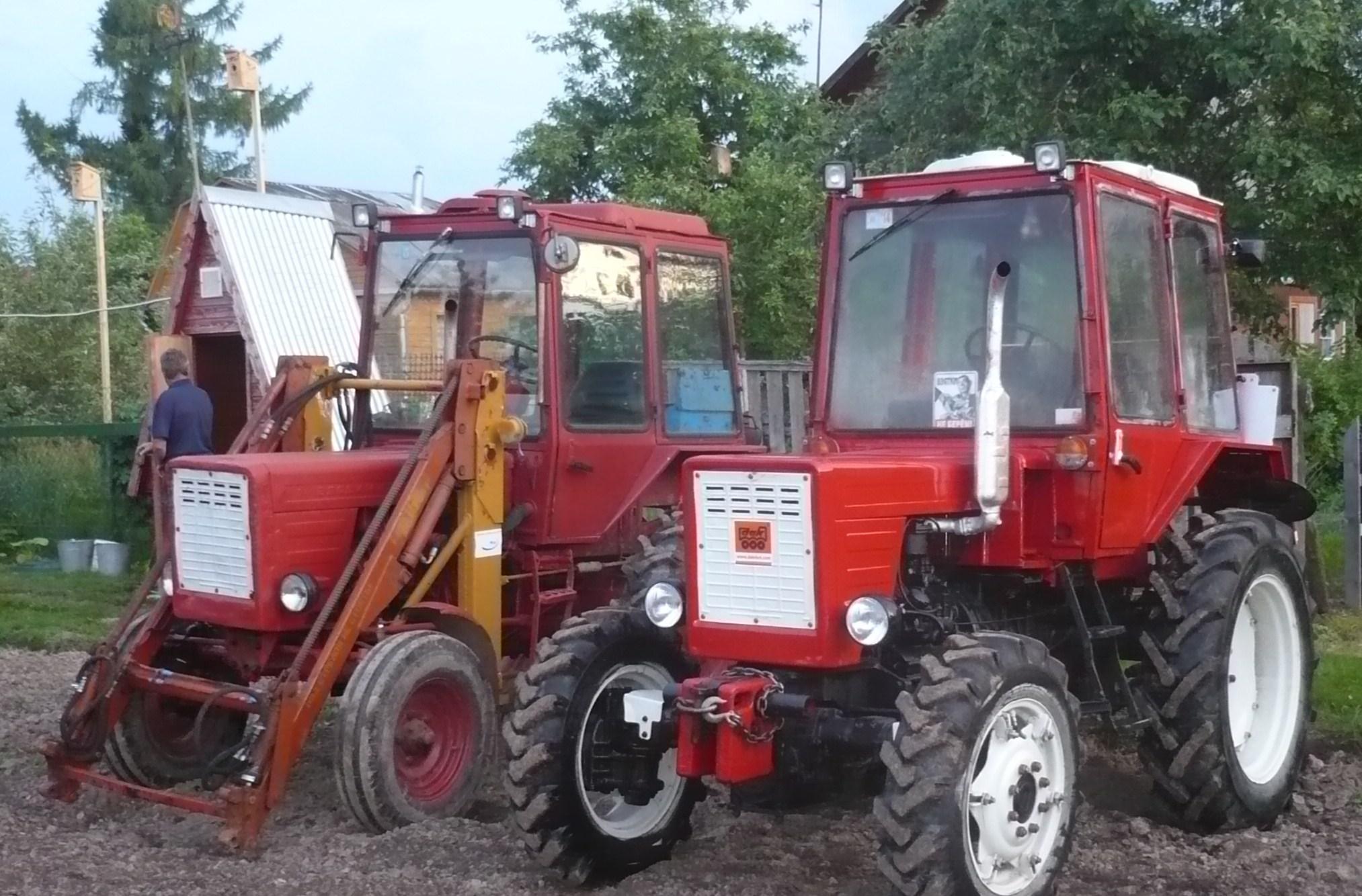 Продам трактор Т30А80 - полноприводный, 2008 г. в, Москва.