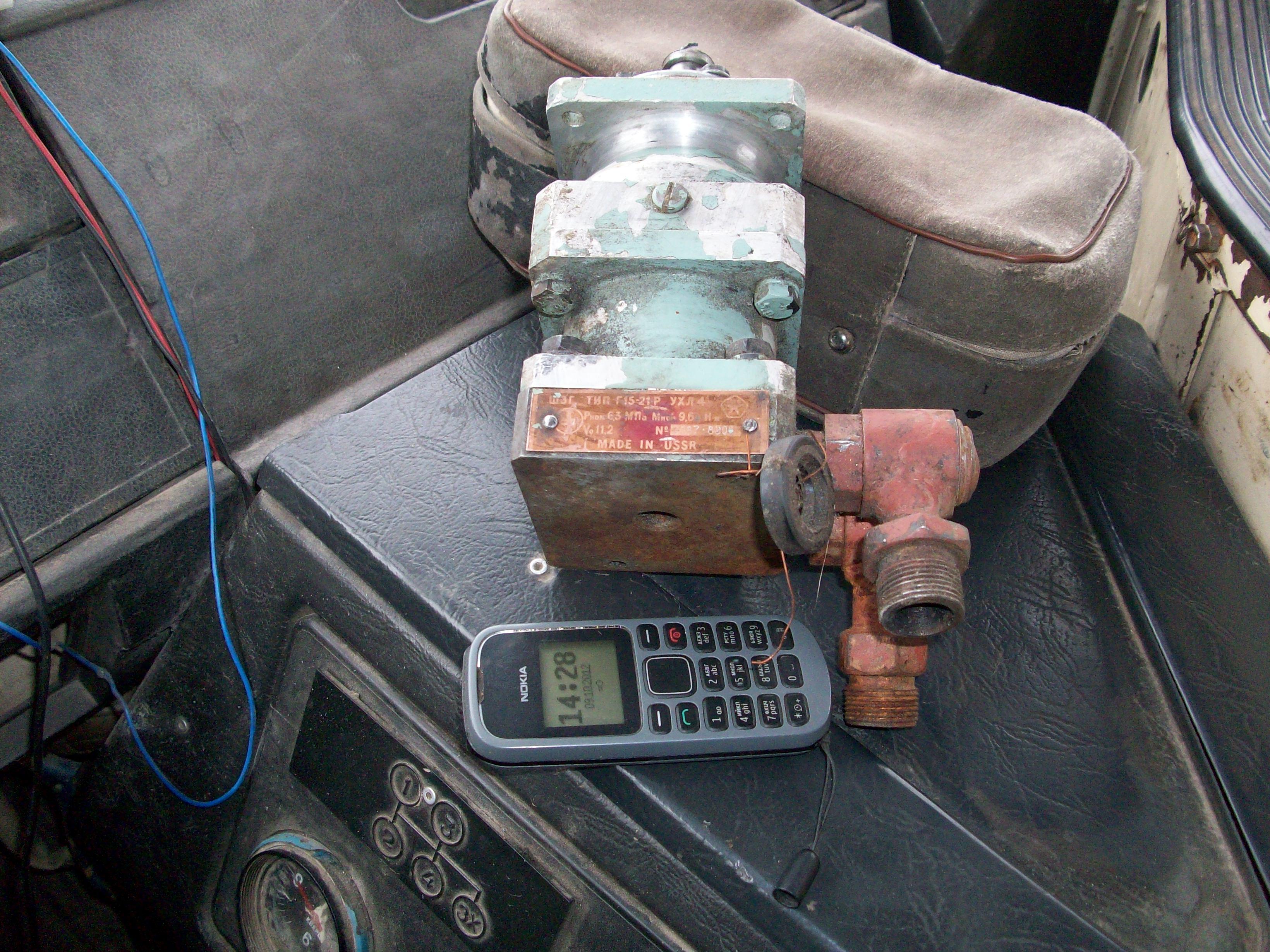 Бурильно-крановая машина БКМ 2МТ на базе МТЗ - описание и.