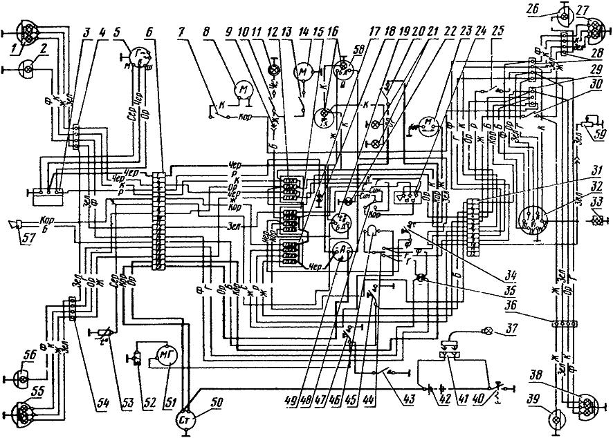 ТХ135 Тахоспидометр ТХ 135 МТЗ-80ХМ, -80/82. :: Справочные.